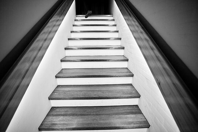 Inspiracje #2 Niecodzienne schody