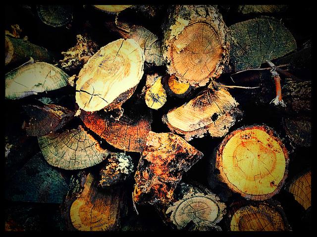Inspiracje #9 Drewniana alternatywa dla bali