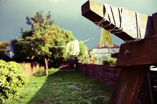 Inspiracje #10 Nieszablonowe podwórko