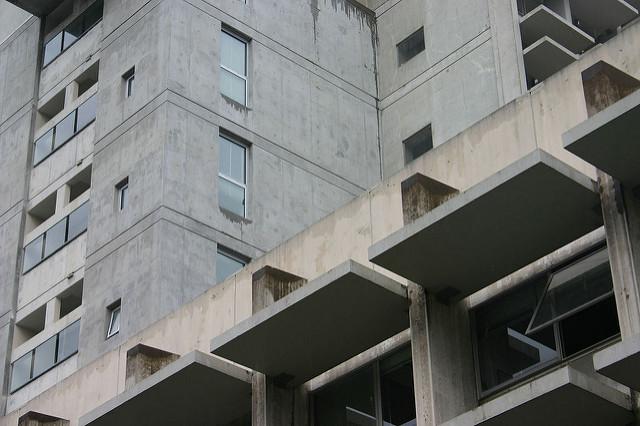 Inspiracje #15 Elewacja z betonu