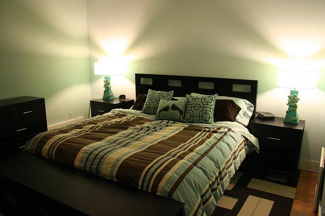 #Inspiracje 13 Bajeczne sypialnie