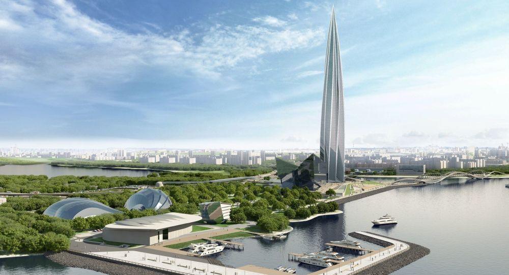 Europa ma nowy najwyższy wieżowiec!