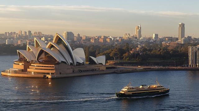 """Najsłynniejsza opera świata zaprojektowana na """"ślepo"""" – Sydney Opera Hause"""